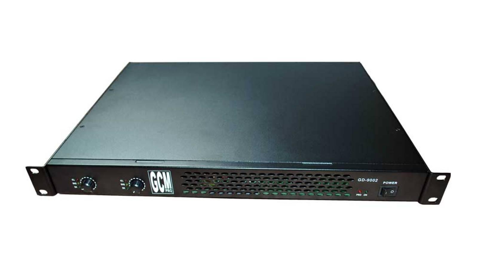 Potencia Digital Profesional Gcm Pro GD-9002D