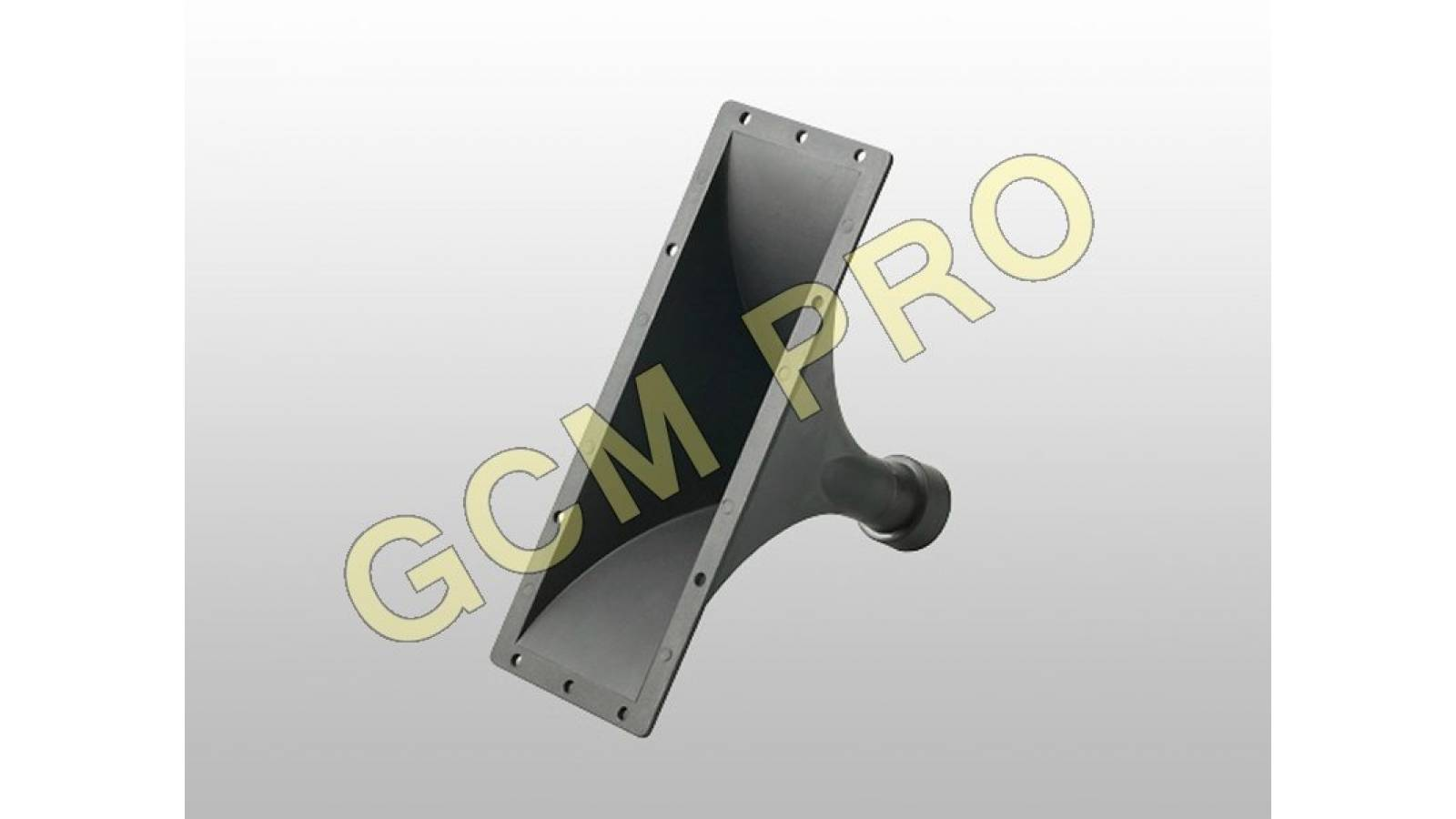 "Horn / Corneta / Difusor, 1"" 27x10 Cm GCM Pro H-10"