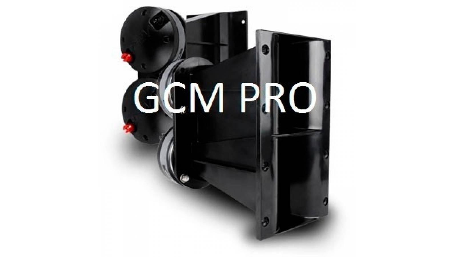 Horn / Corneta / Difusor Doble GCM Pro 21x12Cm GCM-X2