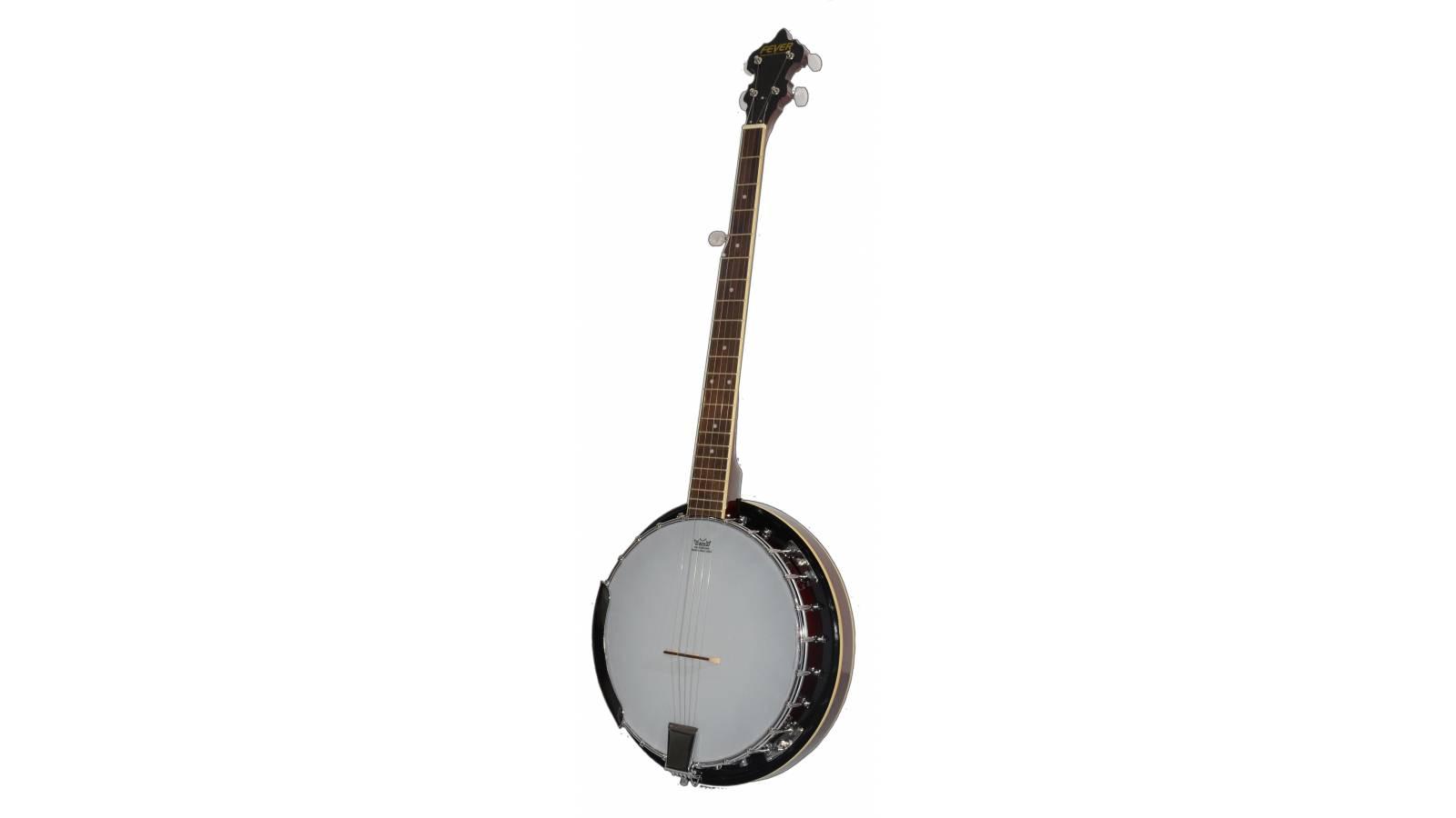 Banjo de 5 cuerdas Alta Calidad Fever