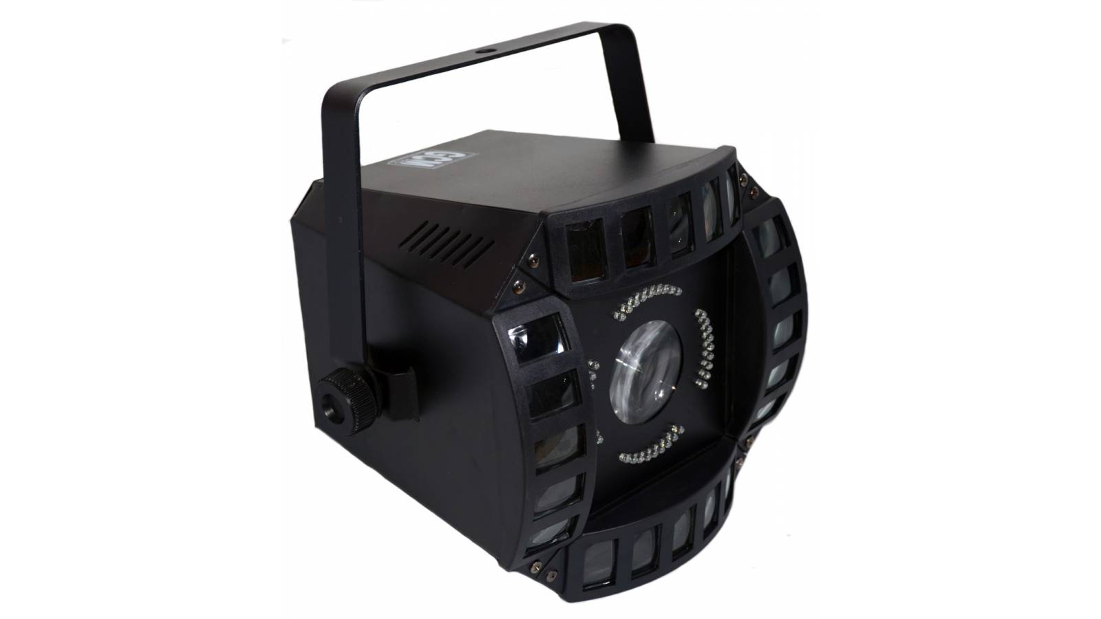 Cubik Turbo Led Efecto Moonflower + Flash + Derby