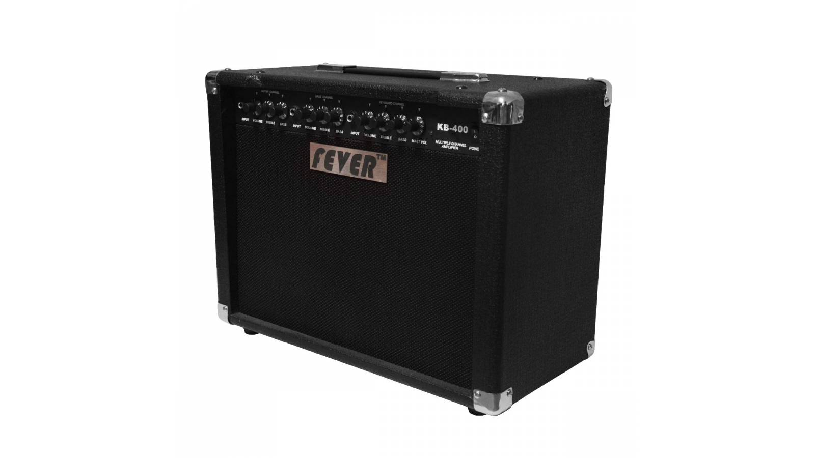 Amplificador Multiproposito 40 Watts Rms Fever KB-400