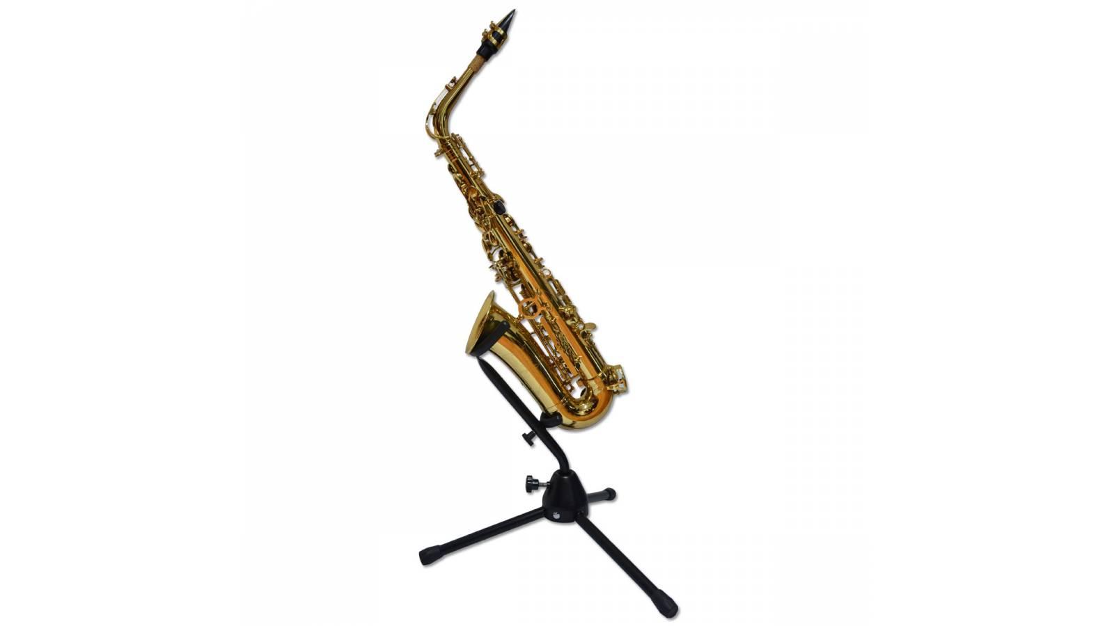 Saxofón Alto Fever con Estuche + Kit de limpieza + Boquilla
