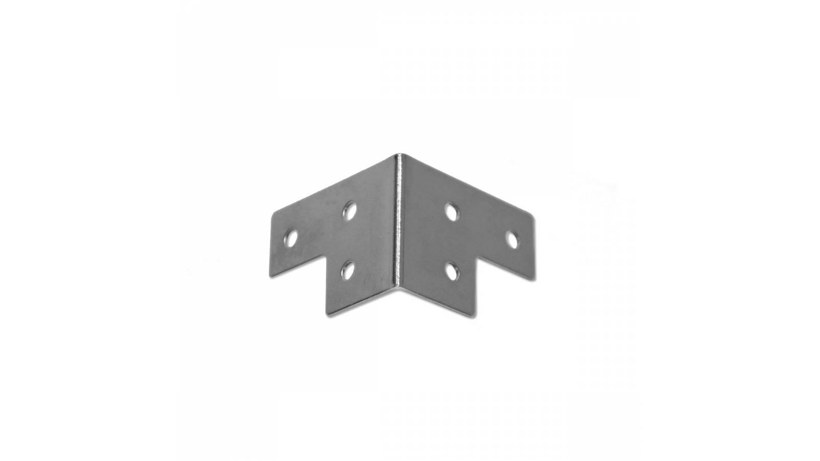 Ángulo Escuadra Esquinero para Rack Anvil 100% Metal Calidad A