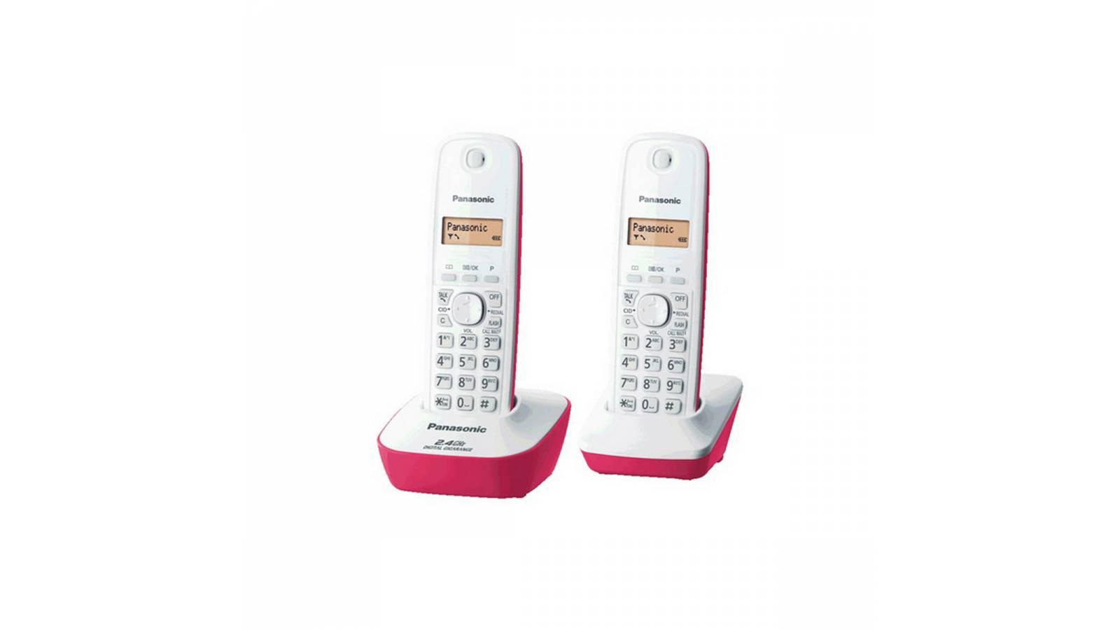 Teléfono Inalámbrico Panasonic KX-TG3412BXP Super Oferta