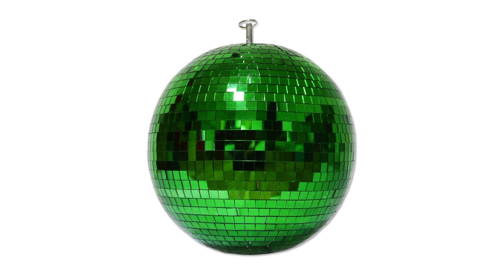 Bolas De Espejos de Color Diametro 25 cm Gcm Pro
