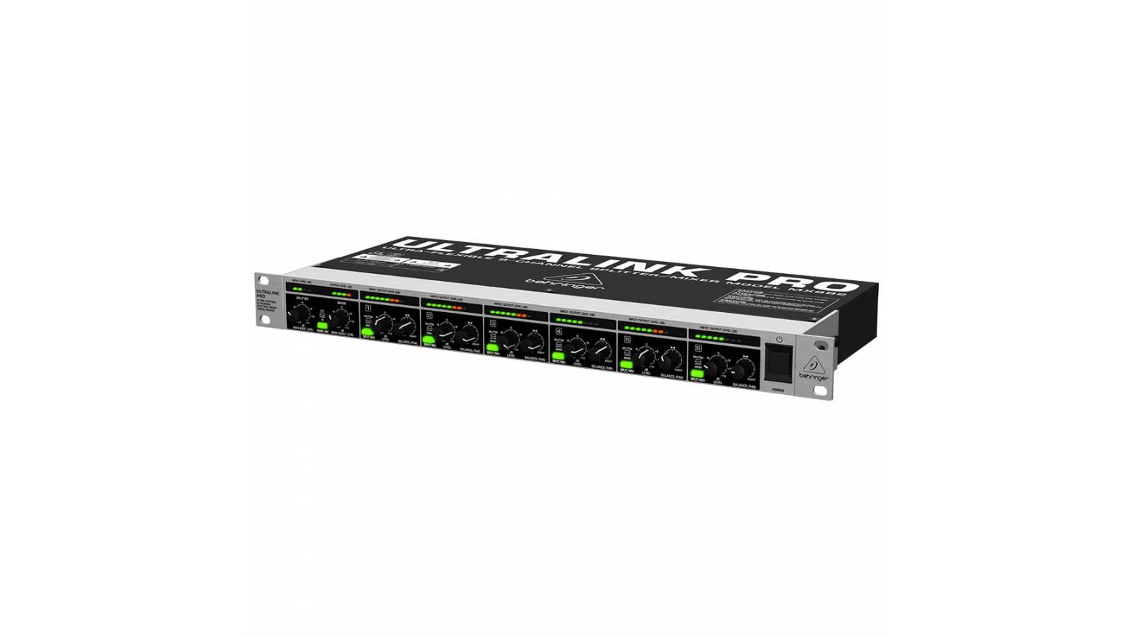 Distribuidor de Señal Behringer MX882 Ultralink Pro