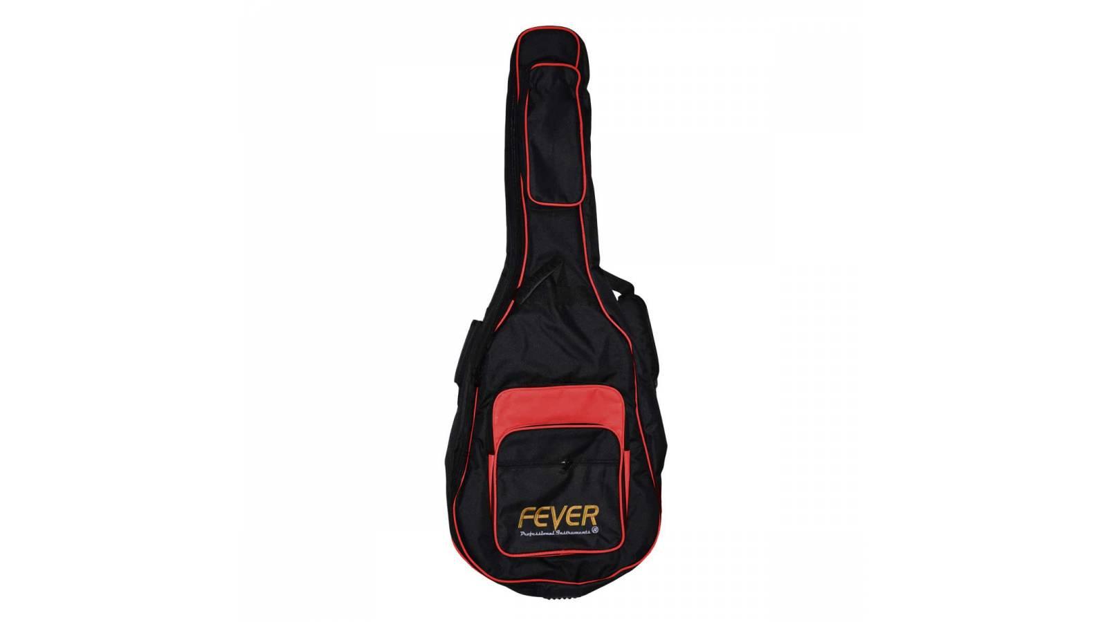 Funda Fever Reforzada para Guitarra Eléctrica Calidad A
