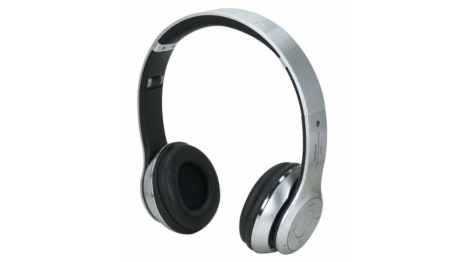 Auriculares / Auricular Inalambrico GS-460 a Bateria Bluetooth microSD FM