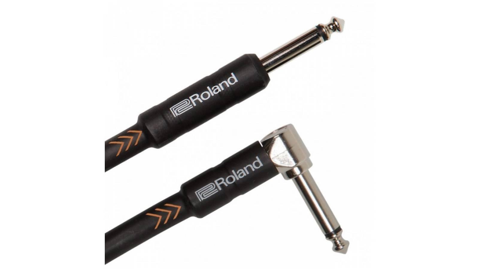 Cable Instrumento Plug 1/4 a Plug 1/4 Roland Black Series