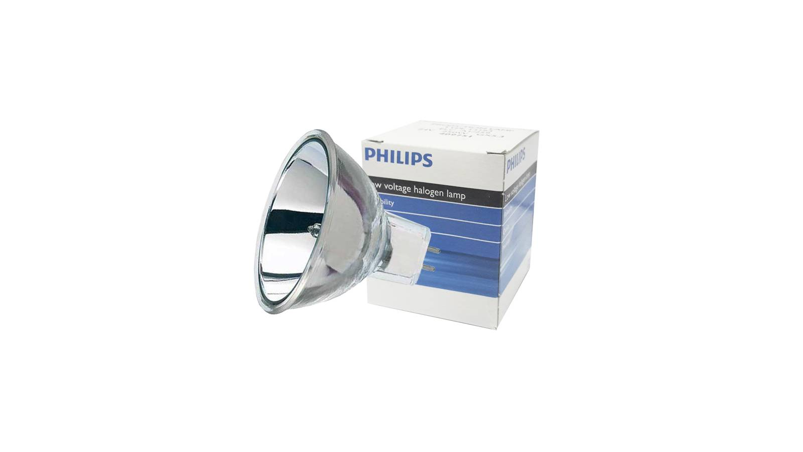 Lámpara Dicroica Philips 24V/250W