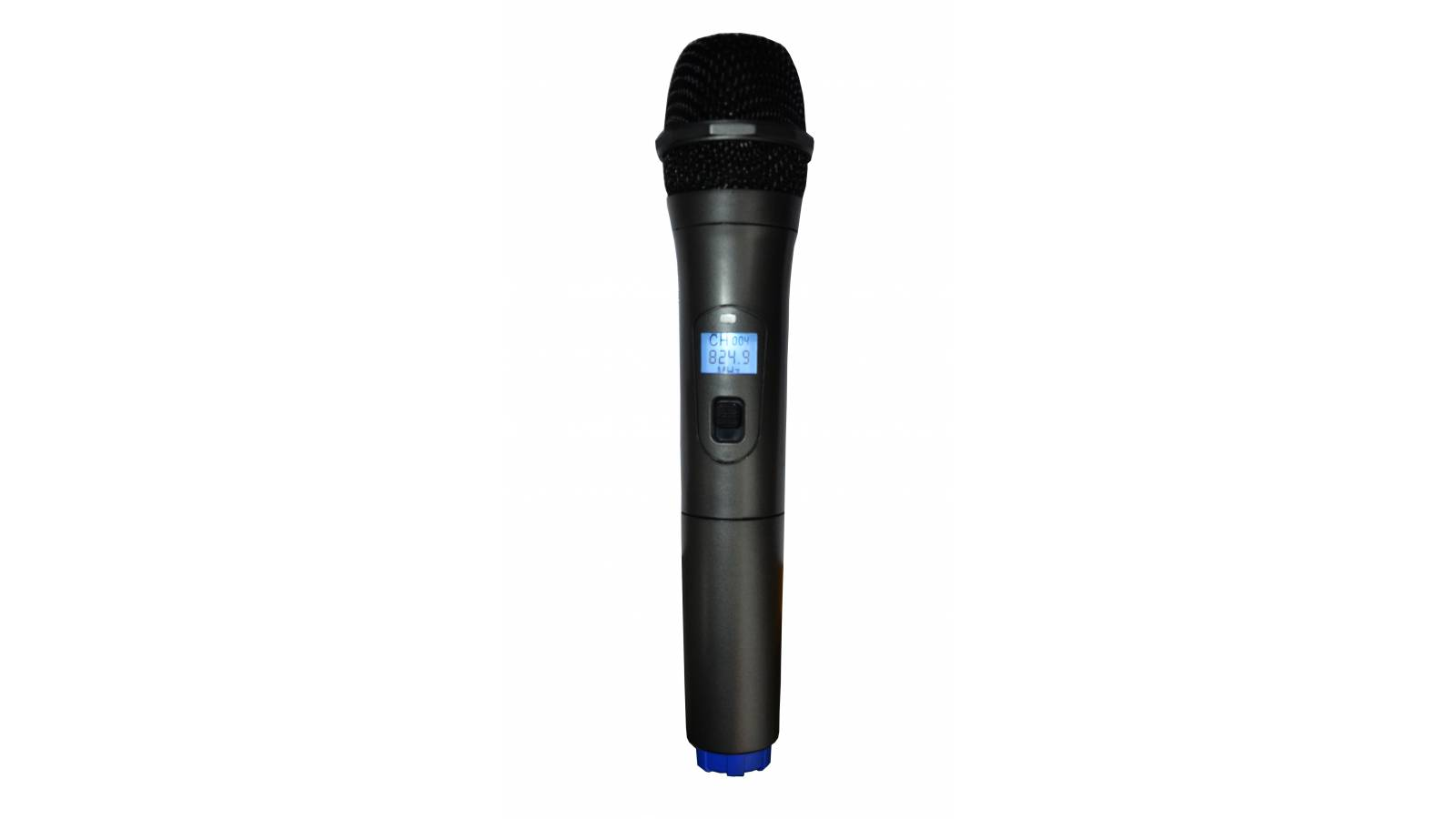 Micrófono Inalámbrico K-UHF02 para Karaoke Alta Calidad