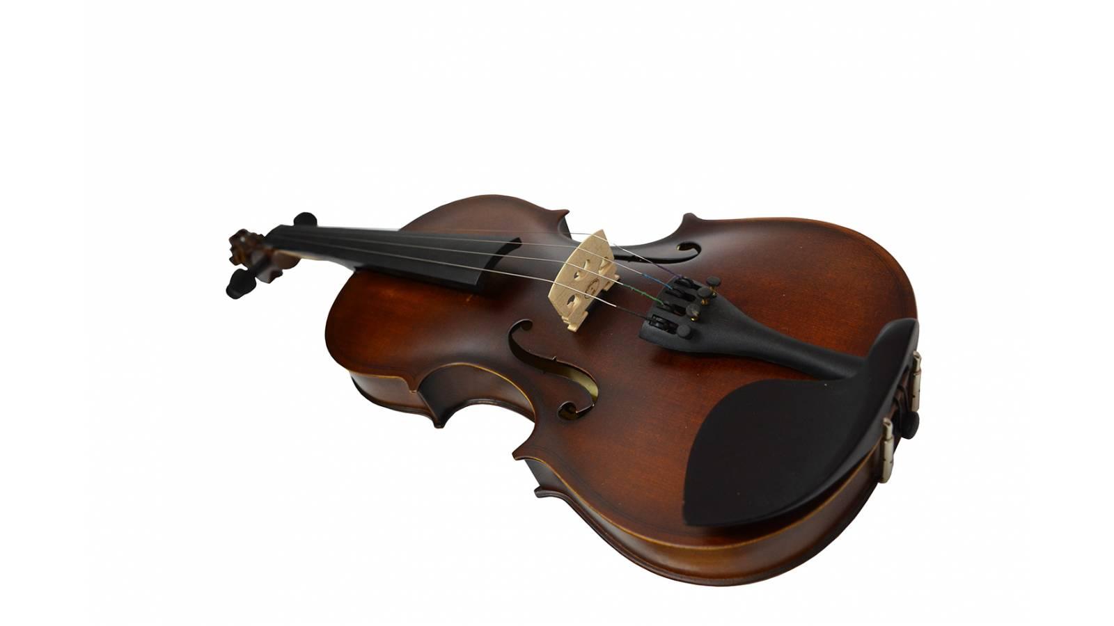 Violin Fever Clásico 4/4 Excelente Calidad y Sonido con Funda!