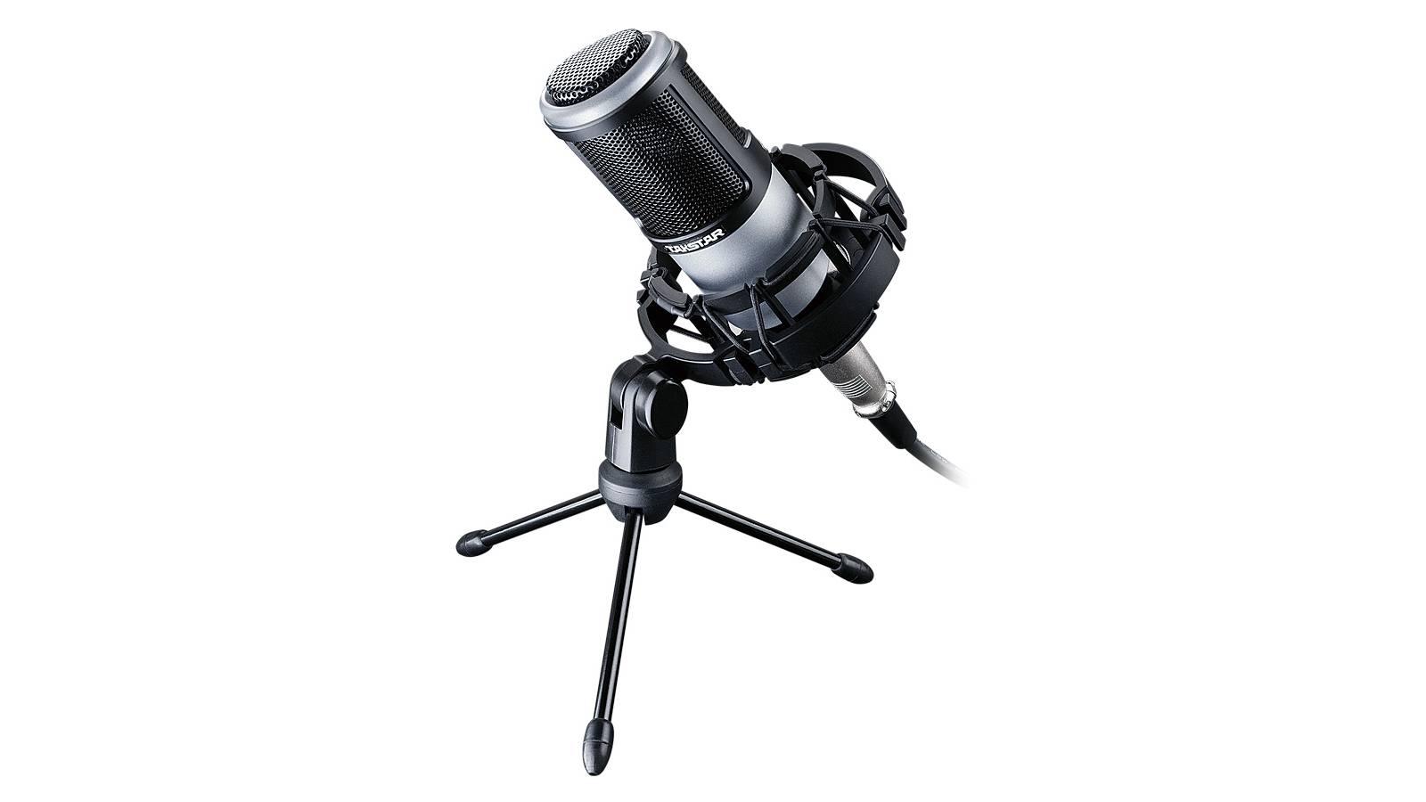 Kit de Microfono Condensador Takstar PC-K320 Gran Rendimiento