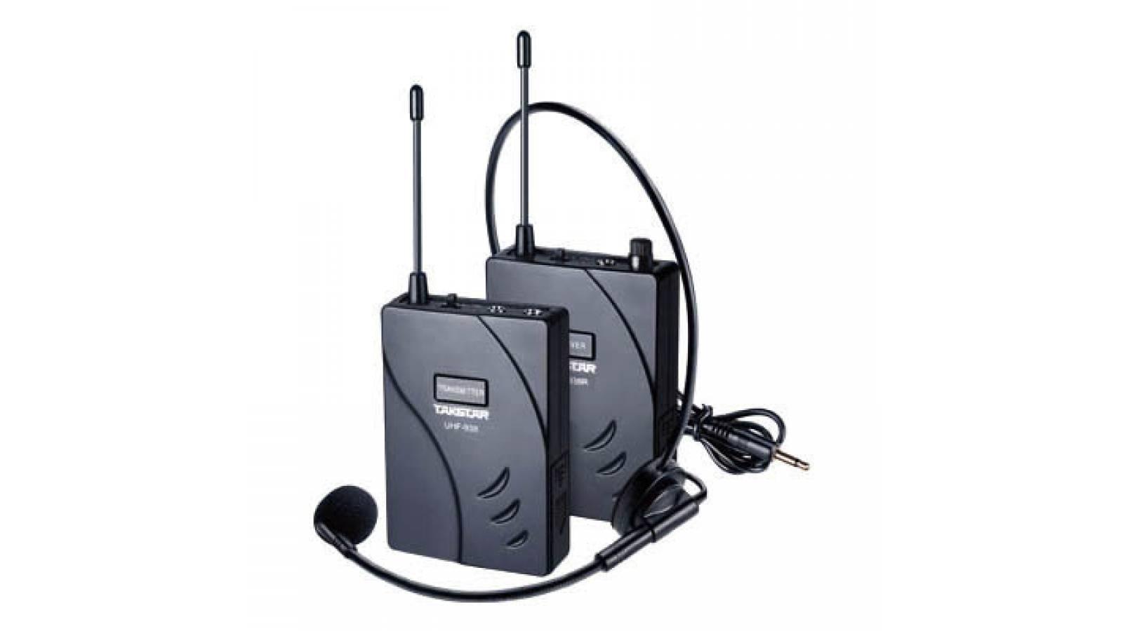 Sistema inalambrico para guia de tour Takstar UHF-938