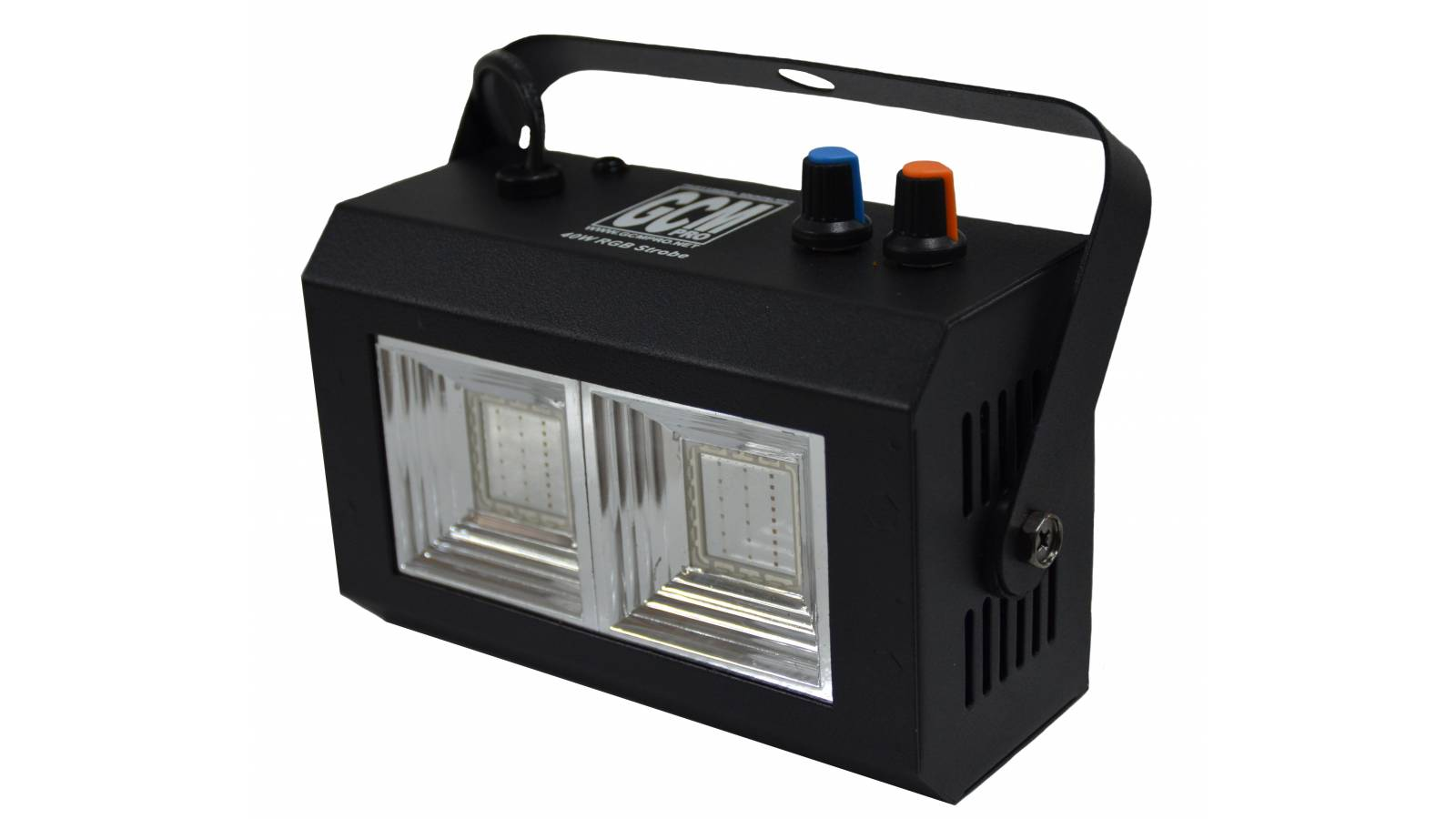 Flash LED RGB 40W GCM Pro Automatico o Audiorritmico
