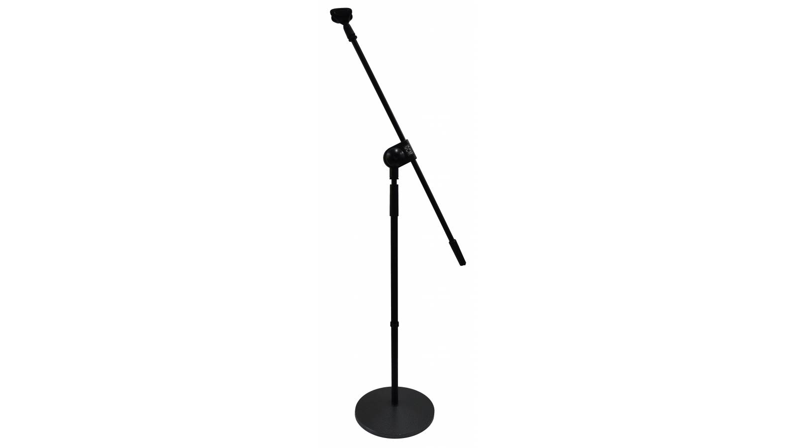 Jirafa para Microfono Base Redonda GC102 Gcm Pro