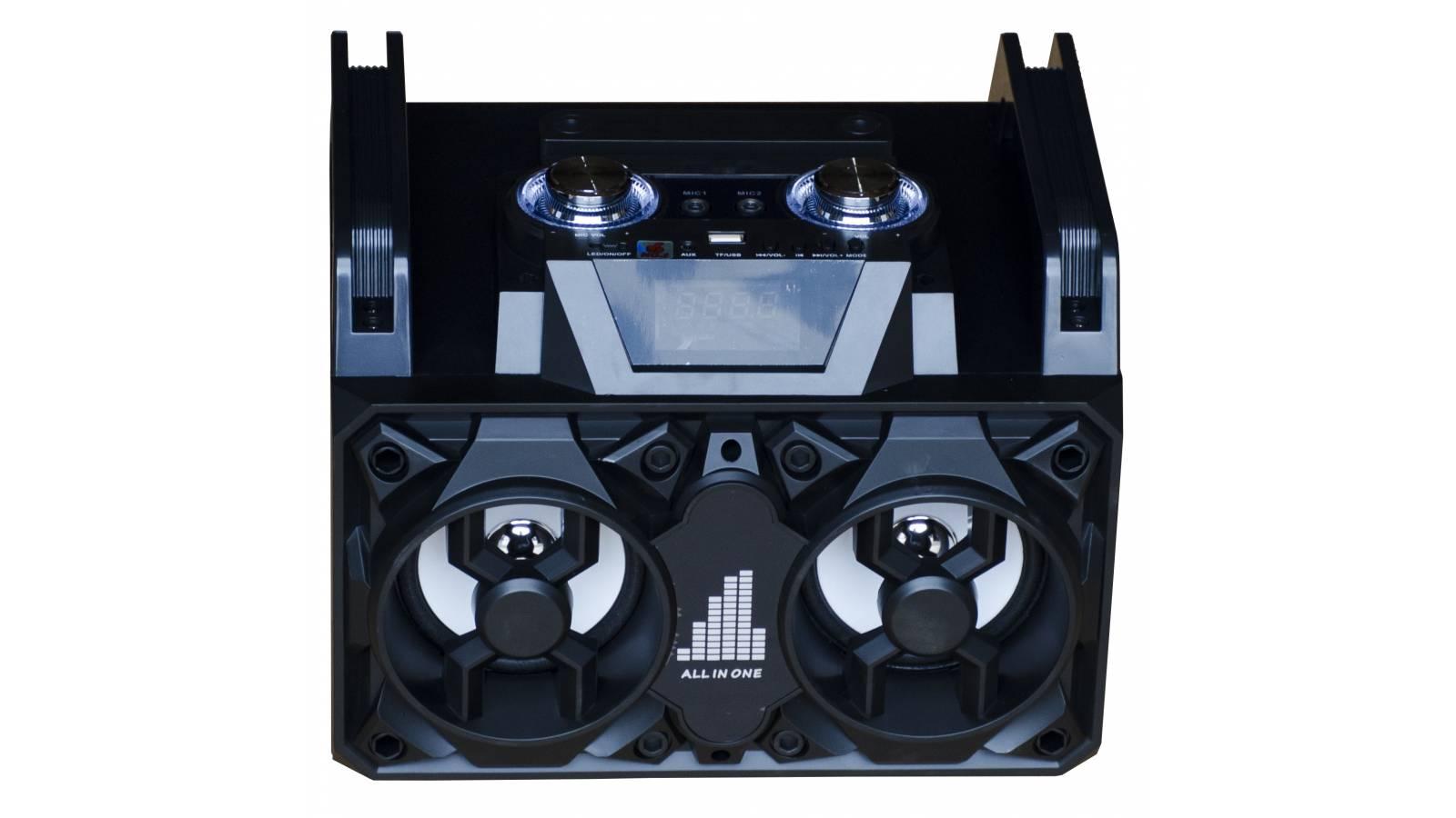 Parlante Activo Sound Booster USB SD FM BT GF-1505K