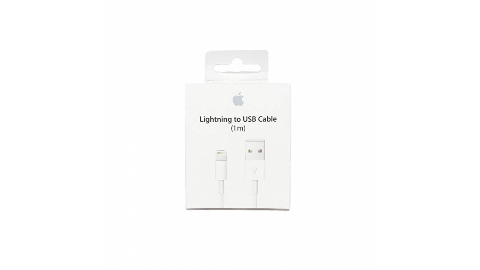 Cable Lightning USB para iPhone y iPad