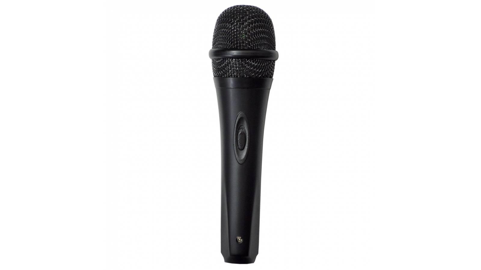 Micrófono Alámbrico / Cableado / Dinámico, Ideal para Karaoke GM-156