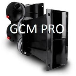 Horn  Corneta  Difusor Doble GCM Pro 21x12Cm GCM-X2