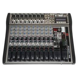 Consola GM-1206UD Ccamara Efectos Digital + Usb