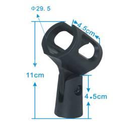 Porta Micrófono / Pipeta / Clamp Reforzado