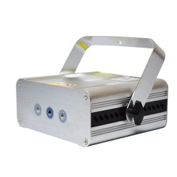 Efecto Show Laser C3-RGB Audiorritmico Automático GcmPro
