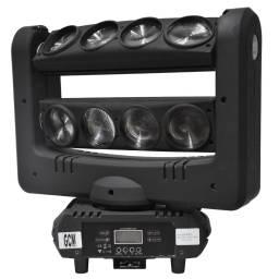 Cabeza Movil Beam Spider 8 x 15W RGBW GCM-MB815C Gcm Pro