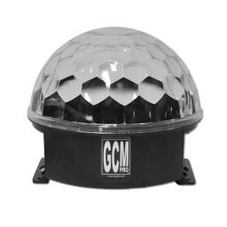 Magic Cristal Ball Económica LED CB002 Audiorritmico GCM Pro
