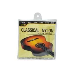 Juego de Cuerdas Encordado Nylon Fever Guitarra Criolla 028