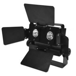 Mini Brut Iluminación a Lampara Dicroica 120V/250W Gcm Pro