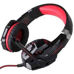 Auriculares / Auricular Gamer Pro PC LED G9000 con Micrófono Gran Sonido PS4