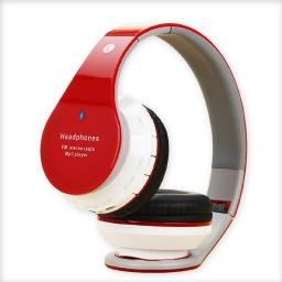 Auriculares / Auricular Inalambrico GJ-201B a Bateria Bluetooth microSD FM