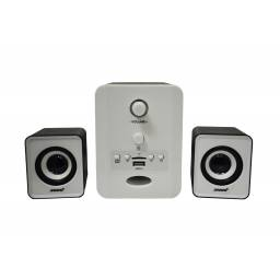 Home Theater 2.1 D-223 Estéreo USB, Bluetooth, FM y SD
