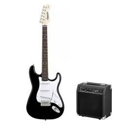 Guitarra Electrica Fender Starcaster + Accesorios Originales
