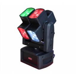Cabeza Movil Beam Hot Wheels 4 en 1 8x15W RGBW GCM PRO MB815D