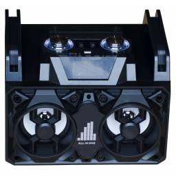 Parlante Activo Sound Booster portatil USB SD FM BT GF-5703