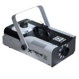 X-TREME Maquina de Humo LED de 1500W GF-1500DMX + Control Remoto + DMX512 - GCM Pro