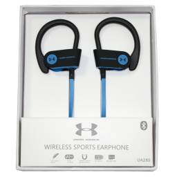 Auriculares Bluetooth Sport Under Armour