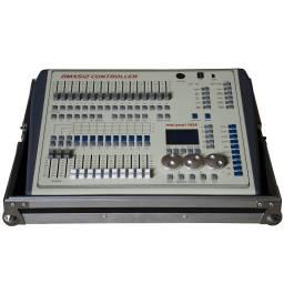 Controladora Profesional DMX512 - GCM 1024 -