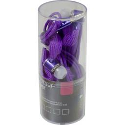 Auriculares con Cable Reforzado símil cordón / Varios colores