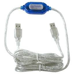 Cable USB para transferencia de PC a PC
