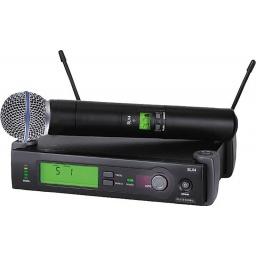 Microfono Inalambrico Profesional Slx2 Gcm Pro 960 Frecuencias