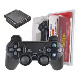 Joystick  control inalámbrico 3 en 1 PS2 PS3 y PC