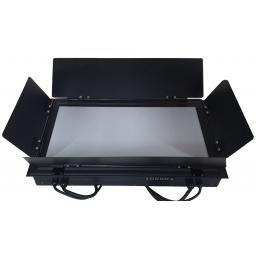Panel foco reflector LED para TV teatro eventos iluminacion fria y calidad