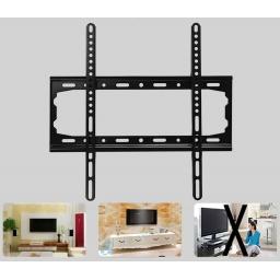 Soporte de pared fijo para TV  LED  LCD  26 a 60