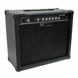 Amplificador Multifuncion Guitarra / Mic / USB Fever FV-40USB