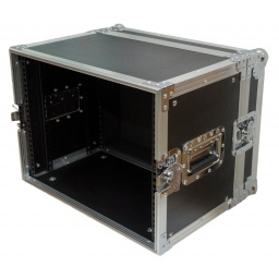 Rack Case 8u para equalizadores y procesos - GCM Pro Line
