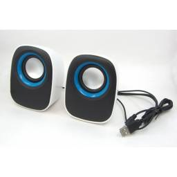 Parlantes 2.0 Portables Multimedia para PC Notebook G-106